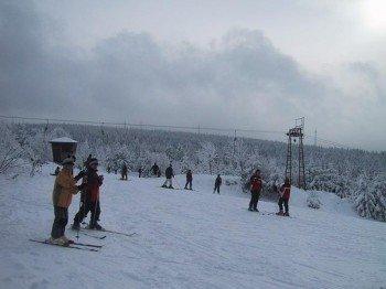 Das Skigebiet Altenau eignet sich ideal für Anfänger
