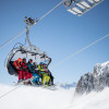 Für die Beförderung der Wintersportler sorgen in Andermatt Sedrun 22 Lifte und Bahnen.