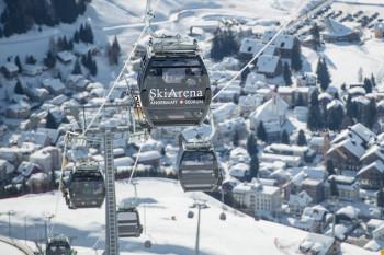 Mit dem Zusammenschluss der Skiarena sind auch die Kantone Graubünden und Uri verbunden.