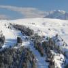 Insgesamt 62 Pistenkilometer laden zum Skifahren und Snowboarden ein.