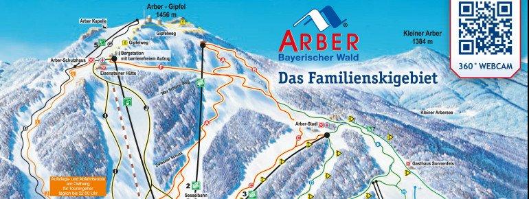 Skigebiet Arber Skiurlaub Skifahren Testberichte