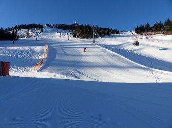Die FIS-Weltcupabfahrt ist das Prunkstück des Skigebiets am Großen Arber.