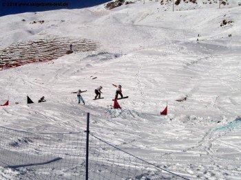 Boarder Cross zur Snowboard WM!