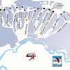 Pistenplan Asessippi Ski Area