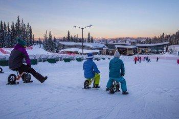 Pistengaudi für die ganze Familie? Aspen Snowmass ist eines der familienfreundlichsten Skigebiete der USA