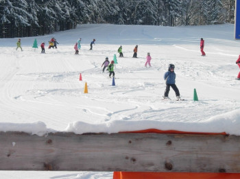 Skikurs in Wiesing/Astenberg