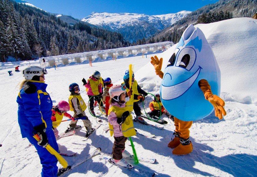 Skigebiet Bad Gastein Bad Hofgastein Skiurlaub