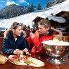 Die Gasteiner Skihütten laden zum gemütlichen Einkehrschwung.