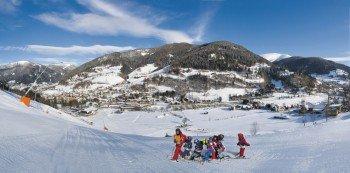 Das Skigebiet gilt als besonders kinderfreundlich.