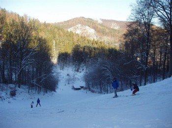 Das Skigebiet Bad Lauterberg eignet sich besonders für Anfänger und leicht Fortgeschrittene