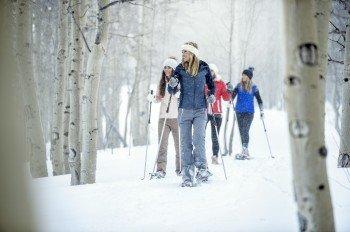 Beaver Creek hat einiges an Freizeitaktivitäten an der frischen Luft zu bieten.