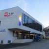 Gebäude Talstation Blatten