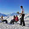 Anstoss vor dem Matterhorn