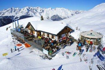 Bedienungsrestaurant Gratli (2200 m)