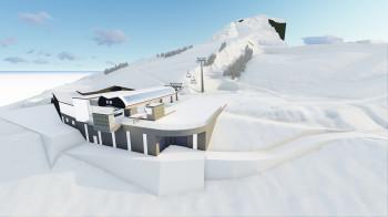 Die neue Kombibahn Hoher Turm