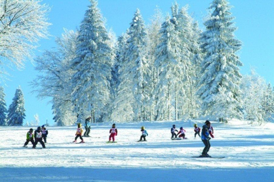 Skigebiet Bodenmais Silberberg Skiurlaub Skifahren Testberichte