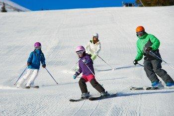Pistenglück für die ganze Familie - Skifahren in Breckenridge ist einfach fantastisch!