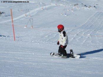 Snowboard-Anfänger!