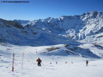 Abfahrt Nr. 37 von Colle Superiore dele Cime Bianche (2982m)!