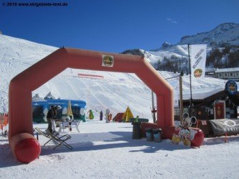 Kinderland in Breuil Cervinia!
