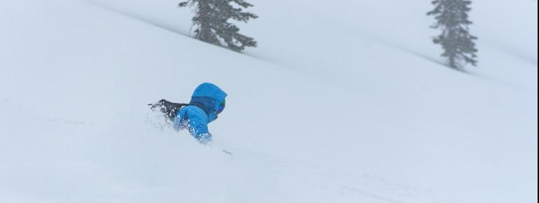 Beim Cat Skiing werden Powderträume wahr