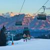 Im Skigebiet Cerkno gibt es fünf Sessellifte.