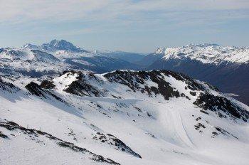Cerro Castor ist das südlichste Skigebiet der Welt.