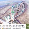 Südansicht Changbaishan International Ski Center