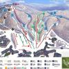 Ostansicht Changbaishan International Ski Center