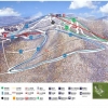 Nordansicht Changbaishan International Ski Center