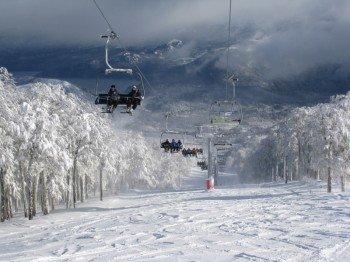 Das Skigebiet Chapelco befindet sich in der Provinz Neuquén.