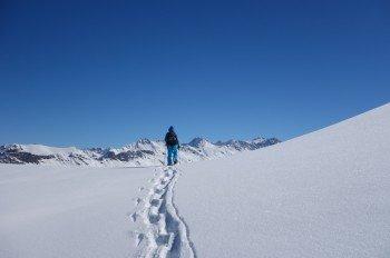 Schneeschuh-Tour am Churer Hausberg Brambrüesch