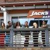 Jack's Slopeside Grill & Bar überzeugt mit asiatischen Spezialitäten und Gerichten mit Zutaten aus kontrolliert biologischem Anbau.