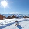 Neben dem Skifahren locken Rodelbahnen für alle Winterurlauber