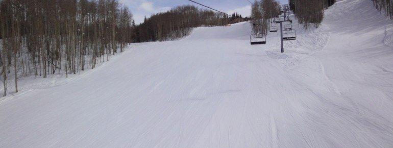 Auf bestens präparierten Pisten macht auch den Kindern das Skifahren riesigen Spaß.