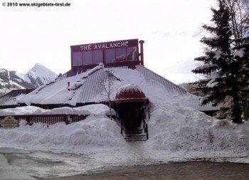 """Das """"The Avalanche"""" bietet seinen Gästen typisch amerikanische Barbeque- und Grillspezialitäten."""