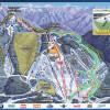 Pistenplan Mount Strachan