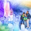 Blick in den Eispalast