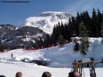 Panoramablick von Holzer Hütte!