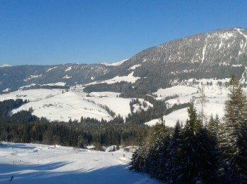 77 Pistenkilometer erstrecken sich zwischen Annaberg, Gosau und Russbach