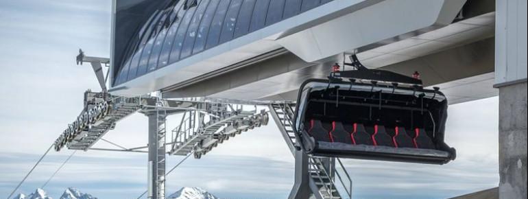 Die neue Furka-Sesselbahn kann 2500 Personen pro Stunde transportieren.