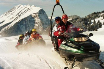 Kinder-Erlebnisprogramm der Schneesportschule Au-Schoppernau