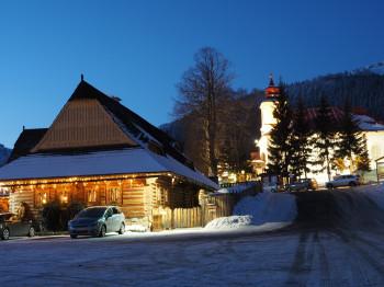 Donovaly liegt im Nationalpark Niedere Tatra.