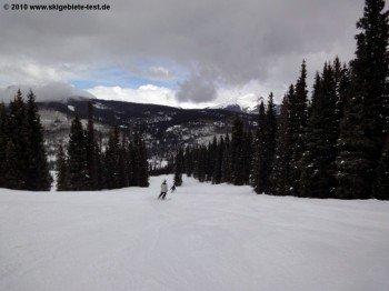Durango Mountain Resort gehört zu den anfängerfreundlichsten Skigebieten Colorados.