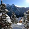 L'Espace Lumière besteht aus den Skigebieten Val d'Allos und Pra Loup.