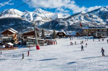 Knapp 40 Liftanlagen sorgen für den Transport der Wintersportler.