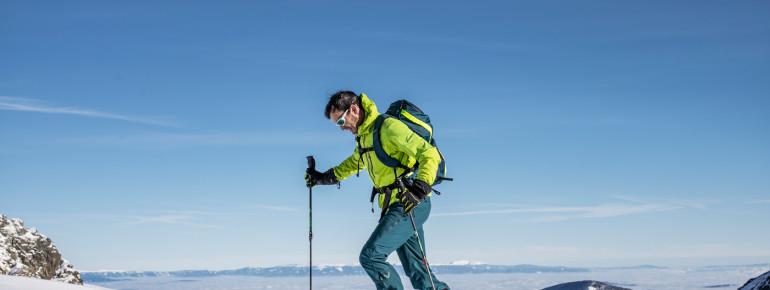 1. Kärntenr Skitouren Lehrpfard