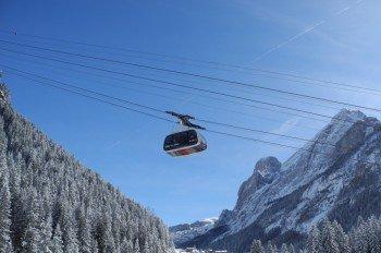 Neue Seilbahn Alba-Col dei Rossi (Dòleda)