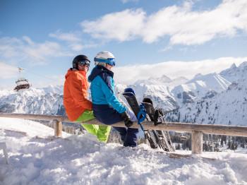 Pause auf der Alpe Bierenwang