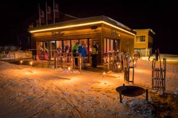 Aprés Ski in der FahrBar